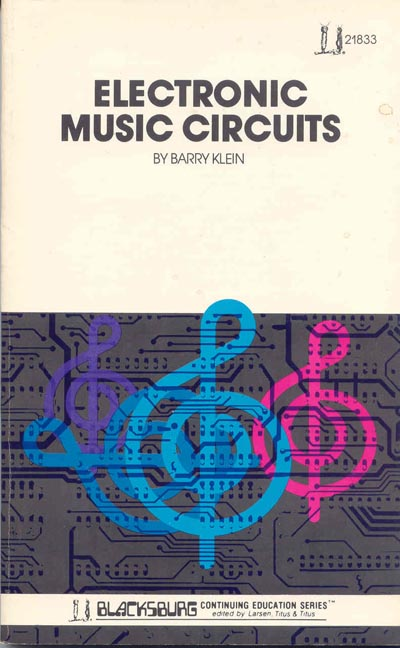 Electronic Music Circuits Barry Klein Pdf