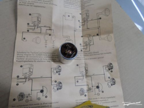 small resolution of 12 volt horn relay wiring diagram