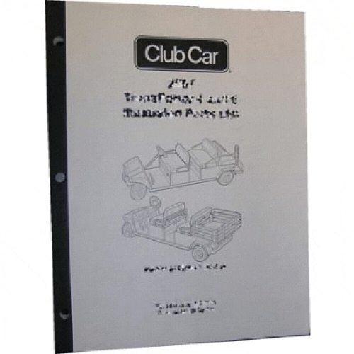 small resolution of club car precedent part diagram