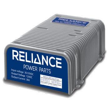 E Z Go Golf Cart Batteries Wiring Diagram Reliance 36v 48v 12v Voltage Reducer Converter Universal Fit