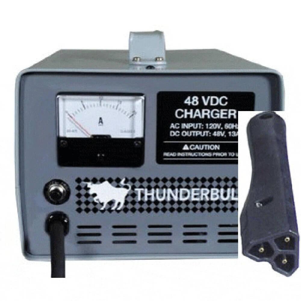 E Z Go Rxv 48 Volt 20 Amp Thunderbull Charger Fits Up
