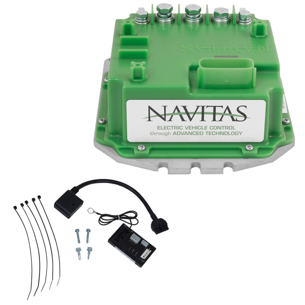 hight resolution of e z go navitas 440 amp 36 volt series controller with its throttle fits 1988 2010