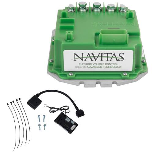 small resolution of e z go navitas 440 amp 36 volt series controller with its throttle fits 1988 2010