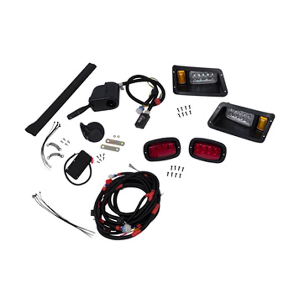 Led Turn Signal Wiring Kit 12 Volt
