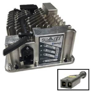 Lester Battery Charger 650W 3648V With EZGO TXT 36V