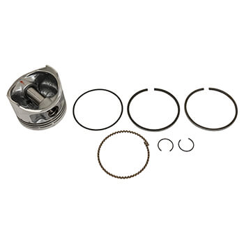 Yamaha Gas 4-Cycle Piston / Ring Assembly .25mm (Models G2