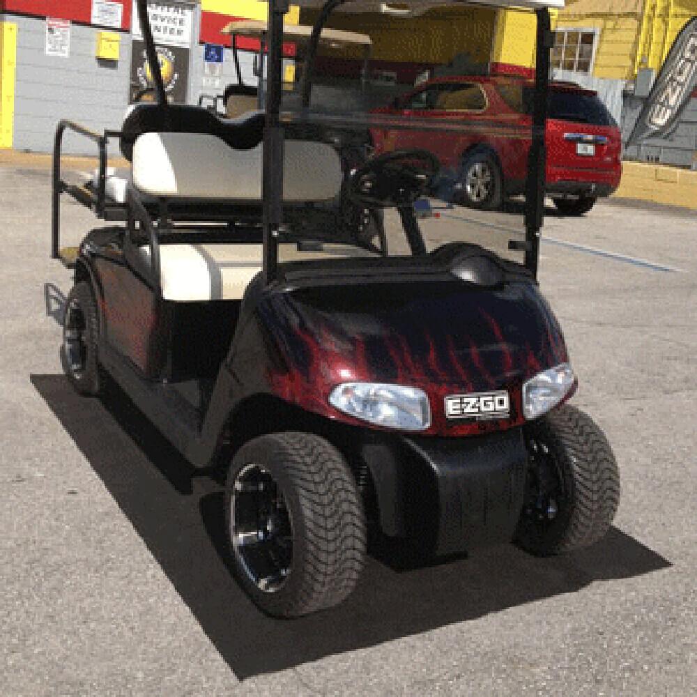 Diagram Harley Golf Cart Wiring Diagram Golf Cart Battery Wiring