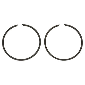 E-Z-GO 2-Cycle Gas 0.50mm Ring Set (Fits 1980-1988)