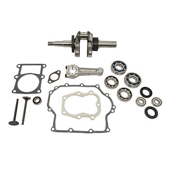 Club Car DS 341cc Engine Rebuild Kit w/o Piston & Rings