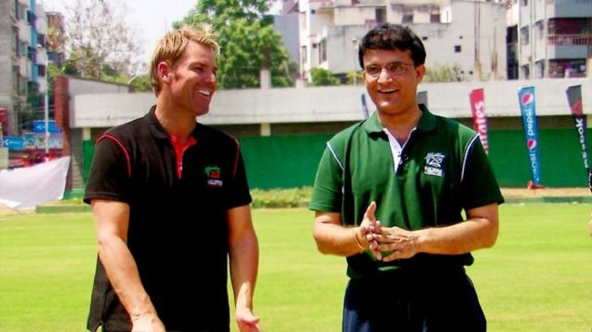 Champions Trophy 2017; after Losing a Bet to Sourav Ganguly, Shane Warne to Wear England Jersey