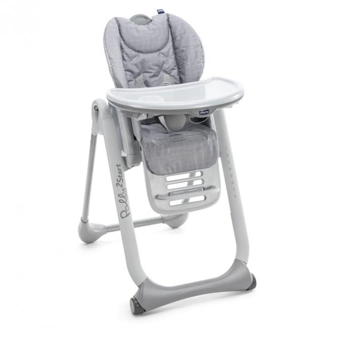 Chicco Polly 2 Start Highchair  Highchairs  BuggyBaby