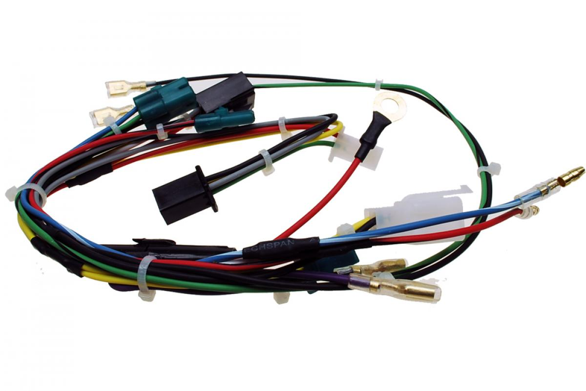 hight resolution of wiring harness engine for yerf dog gx150