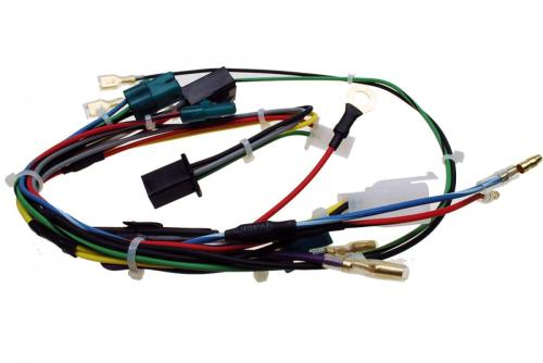 small resolution of wiring harness engine for yerf dog gx150