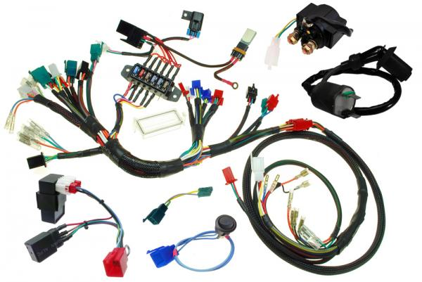 Honda Wire Harness Honda Wiring Harness Diagram Honda Wiring