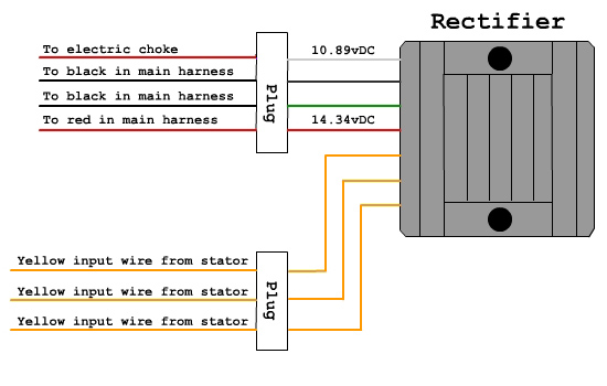 Stator Wiring Diagram Furthermore Scooter 150cc 11 Pole Stator Wiring