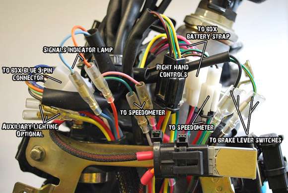 gy6 wiring harness diagram lighting contactor with timer install www toyskids co how to the bdx honda ruckus swap 150cc engine chinese