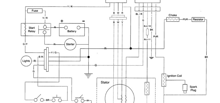gy6 150cc wiring diagram outlet and switch buggy depot technical center - buggydepot.com articles guides to the
