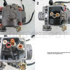 Go Kart Engine Diagram How To Wire A Three Way Light Switch 150cc Gy6 Carburetor Cleaning Guide Buggy Depot