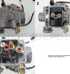 150cc gy6 carburetor cleaning guide buggy depot technical center rh buggydepot com gy6 150cc carburetor diagram gy6 carburetor diagram [ 1602 x 1203 Pixel ]