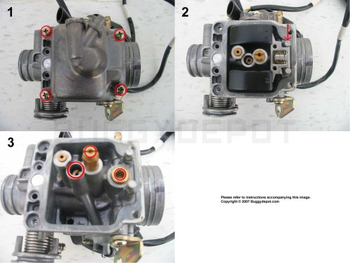 small resolution of 150cc gy6 carburetor cleaning guide buggy depot technical center rh buggydepot com gy6 150cc carburetor diagram gy6 carburetor diagram