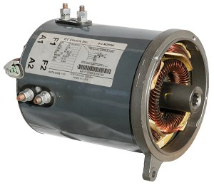Club Car Motor IQ OEM