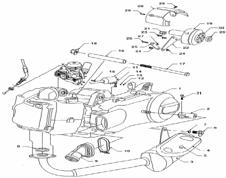 Baja Dn150 Wiring Harness : 25 Wiring Diagram Images
