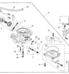 hammerhead 250ss super sport carburetor comp [ 1479 x 873 Pixel ]