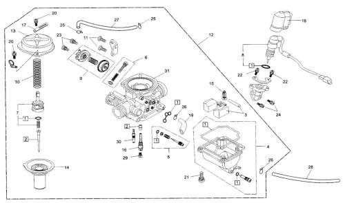 small resolution of hammerhead 250ss super sport carburetor comp hammerhead 250ss 250 cc carb diagram