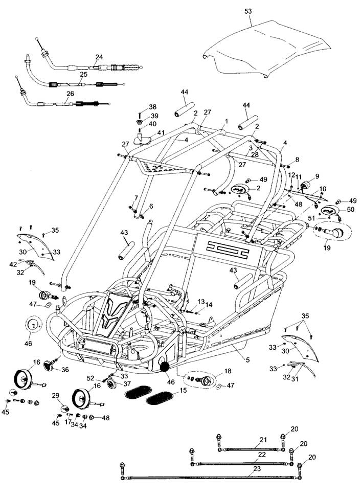 Yerf Dog 3206 Engine Diagram. Diagrams. AutosMoviles.Com