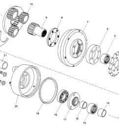 hammerhead 150cc reverse assembly [ 1200 x 708 Pixel ]