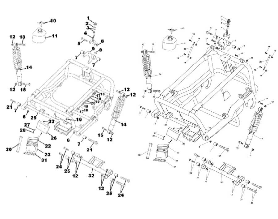 Hammerhead Twister 250 Wiring Diagram. technical info