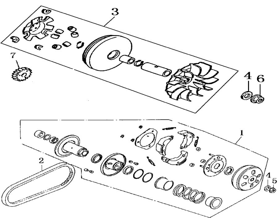 Diagram Of 1993 Mercruiser 230b0113s Wiring Harness And Electrical