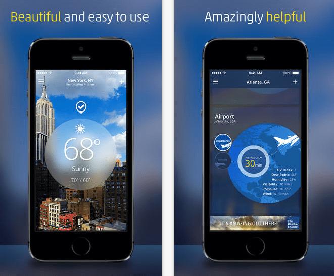 App widget de Clima