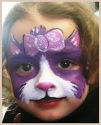 Maquillage pour enfants fête de la Bugne