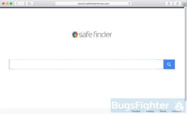 Safe Finder on Mac