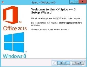 KMSPico virus installer