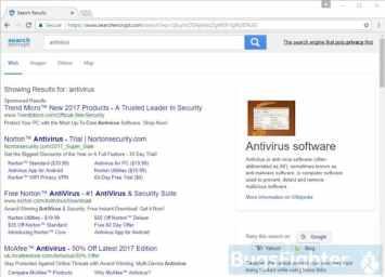 Searchencrypt.com results