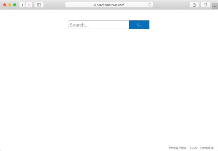 Searchmarquis.com hijacker