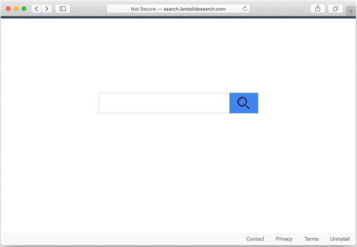 search.landslidesearch.com hijacker