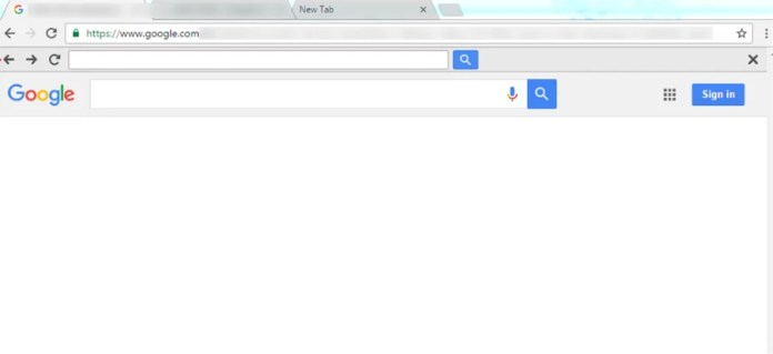 extra search bar in browsers