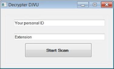 Zorab Ransomware installer