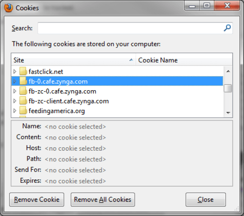 cookie fastclick.net