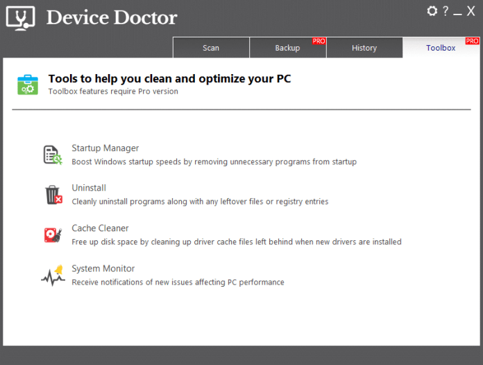 remove Device Doctor