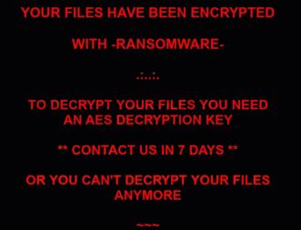 Ranion Ransomware (archivos .ransom)