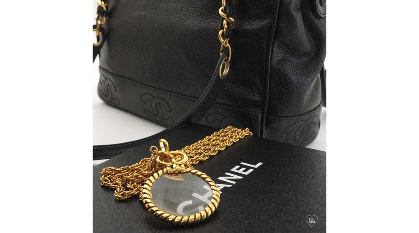 Chanel Magnifying Glass