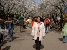 Moi at the Seoul Children's Grand Park