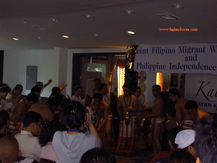 A Filipino folk dance