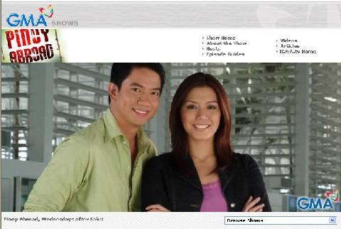 GMA's Pinoy Abroad