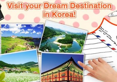 Visit your dream destination in Korea for free!