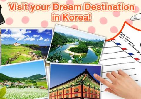 Visit your dream destination in Korea for free!